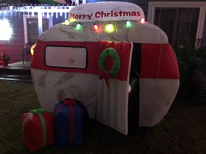 Christmas inflatable's for Sale in Ontario, CA