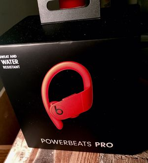 powerbeats pro(red) for Sale in Smyrna, GA