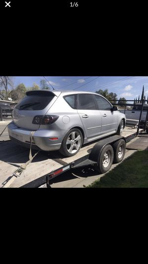 Mazda 3 only parts for Sale in Stockton, CA