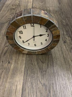 "10"" Round Quartz Brick Clock for Sale for sale  Marietta, GA"