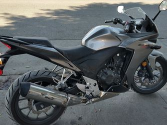 2015 HONDA CBR500r Motorcycle for Sale in Los Angeles,  CA