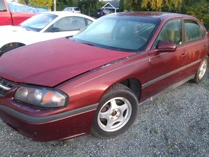 2001 Chevy Impala for Sale in Seattle, WA