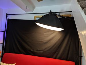 Backdrop Stand (ONLY) for Video & Photography for Sale in Brooklyn, NY