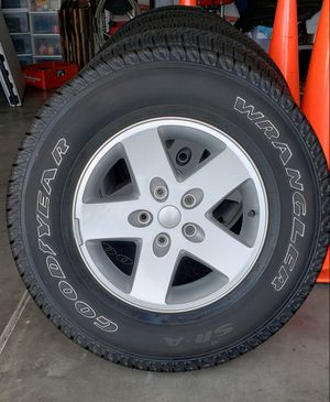 5 Wheels and Tires for Sale in Smyrna, TN