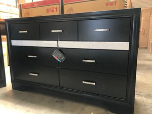 Stylish Dresser, Black for Sale in Garden Grove, CA