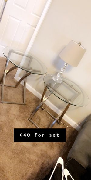 End tables for Sale in Spring Hill, TN