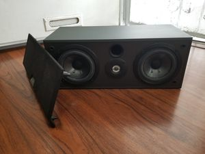 Big Sony 150w center channel speaker for home stereo system for Sale in Long Beach, CA