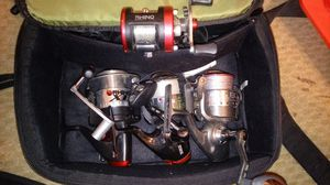 Fishing reels for Sale in Phoenix, AZ