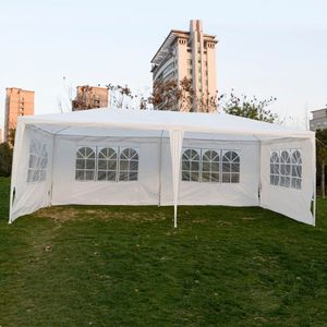 10'x20' Outdoor Wedding Party Tent Gazebo Canopy Heavy Duty Versatile Shelter Walls Included Covered Gazebos for Sale in Rio Linda, CA