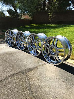 20x9 Chrome Wheels for Sale in Las Vegas, NV
