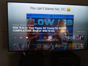55 inch Sony TV for Sale in Maple Heights, OH