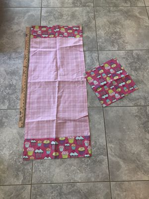 Kids tea time table cloths and runners for Sale in Orlando, FL