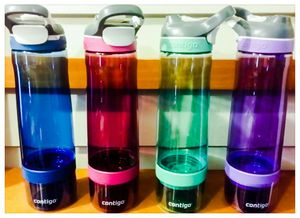 26 oz. Infuser water bottle, customized for Sale in Cape Girardeau, MO