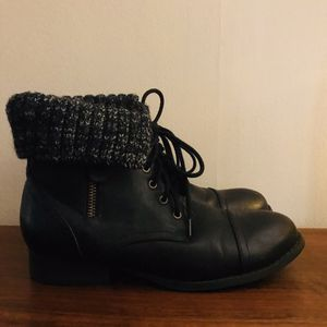 Women's Black Ankle Boot for Sale in Washington, DC