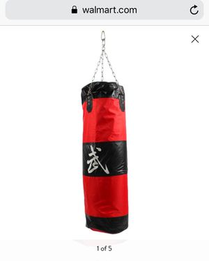 Boxing Heavy Bag for Sale in Dallas, TX