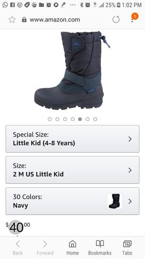 Snow boots for Sale in East Norriton, PA