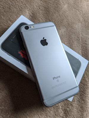iPhone 6s, 32GB, Space Gray, TracFone, Not Unlocked for Sale in Columbus, MN