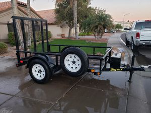 Trailer 5x8 for Sale in Avondale, AZ