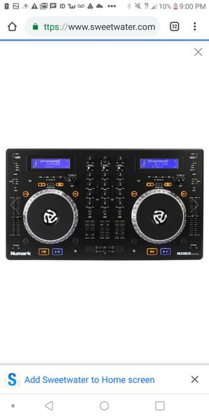 Brand new newmark dj express for Sale in Oakland, CA