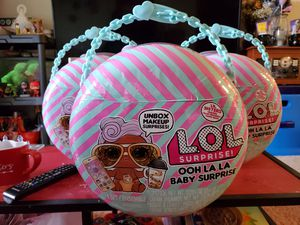 New LOL surprise $30each or 2 for $50 for Sale in Hayward, CA