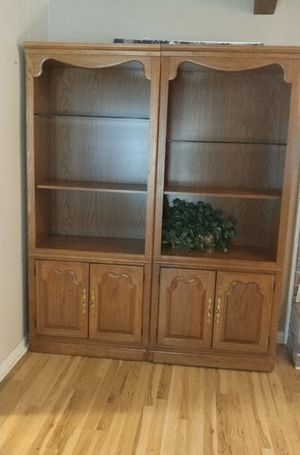 Solid wood shelves for Sale in Odem, TX