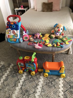 Baby toys for Sale in Gardendale, TX
