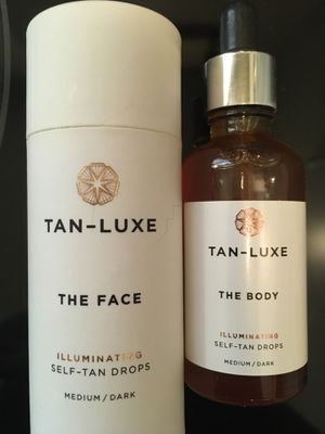 Tan-Luxe tanning drops face/body for Sale in Knoxville, TN