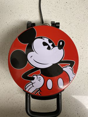 Disney Mickey Mouse Waffle Maker for Sale in Montclair, CA