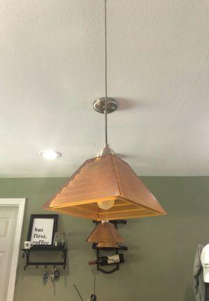 Kitchen Pendant Lights (3) for Sale in Marysville, WA