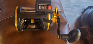 Squall sql20lwlc fishing reel for Sale in Dallas, GA