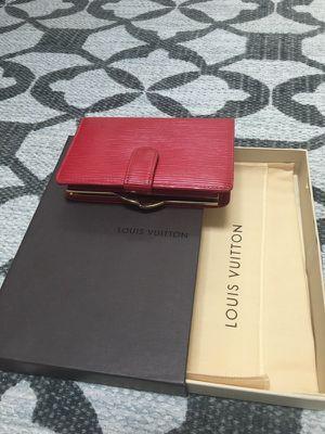Louis Vuitton women wallet for Sale in Centreville, VA