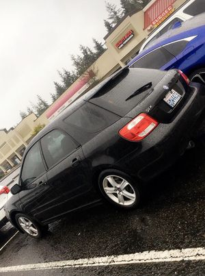 Manual 2005 Saab 9.2-x / Subaru / Saabaru for Sale in Seattle, WA