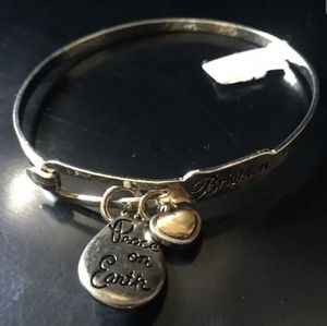 Brighton Peace on Earth Bracelet new with tags for Sale in Manassas, VA