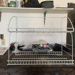 Laundry Rack For Wall for Sale in Puyallup, WA