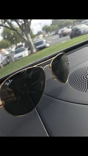 Ray ban aviators for Sale in Upland, CA