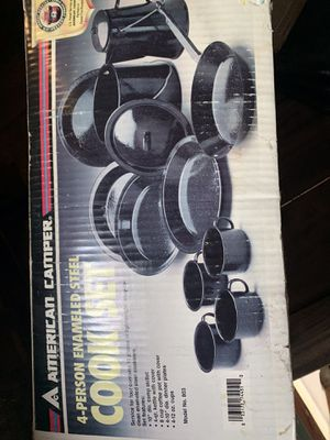 Camping cook sets for Sale in Elmont, NY