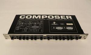 Behringer MDX2100 Composer - Dynamics Processor / Compressor for Sale in San Diego, CA