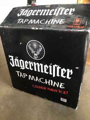 Jagermeister tap machine new for Sale in Laguna Hills, CA