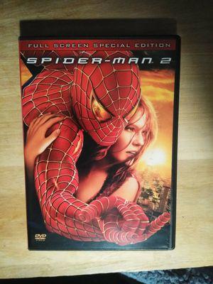 DVD:Spideman 2 for Sale in Eugene, OR