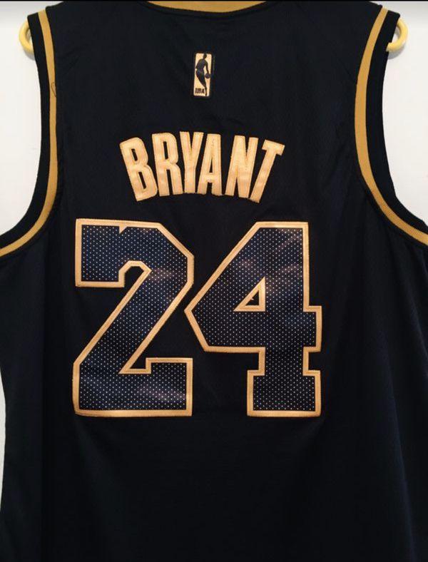 Kobe #24 Gold Edition (Brand New)