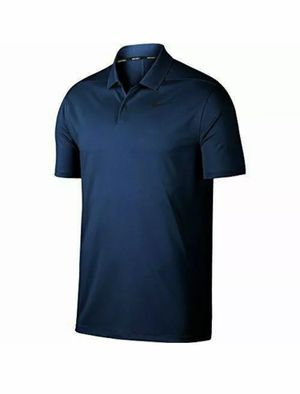 Nike Golf Dri-FIT Victory Polo Shirt Mens L College Navy 891857-419 New with tags for Sale in French Creek, WV