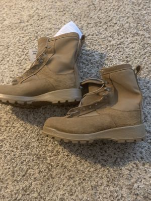 Bates Army Combat Boot (Temperate Weather) Men's Size 9R - Never Worn for Sale in Atlanta, GA