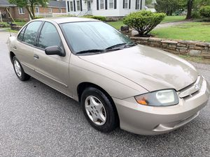 2003 chevy cavalier(low miles) for Sale in Windsor Mill, MD