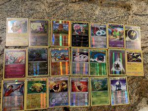 Holographic Pokémon cards for Sale in Arlington, TX