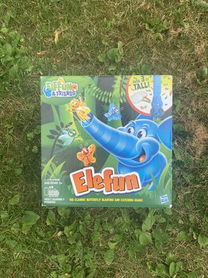 NEW UNOPENED Elefun Kids Game for Sale in Syracuse, NY