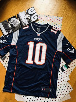 ❤️NWT PATRIOTS-NIKE-JERSEY❤️ for Sale in Chicopee, MA