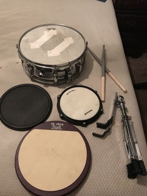 Snare drum set for Sale in Middleburg Heights, OH