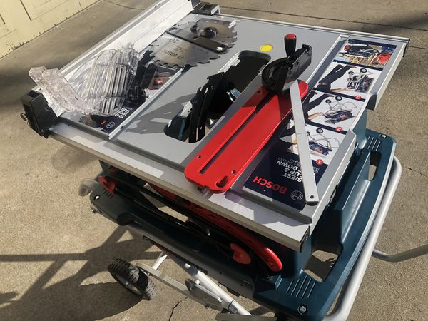 Bosch Table Saw (4100) New!