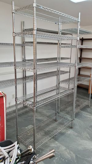 Commercial shelving units - All sizes for Sale in Sacramento, CA