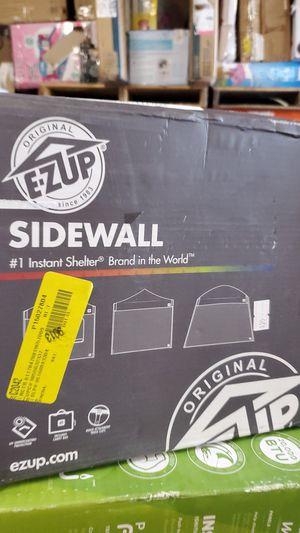 Brand new E-Z Up sidewalls for Sale in Riverside, CA